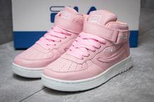 Кроссовки Fila FX 100 розовые 14193 женские