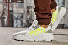 Кроссовки Adidas Yeezy 700 серые 15521 мужские