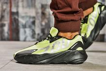 Кроссовки Adidas Yeezy 700 зеленые 15524 мужские
