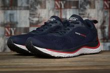 Кроссовки синие, мужские 10323 BaaS Ploa Running