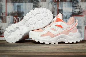 Кроссовки BaaS Ploa 10391 розовые, женские