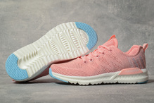 Кроссовки BaaS Ploa 10425 розовые, женские