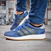 Кроссовки Adidas Iniki 15433 синие, женские
