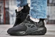 Кроссовки женские Nike React 15444 черные
