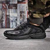 Мужские кроссовки Adidas Galaxy 15911 черные