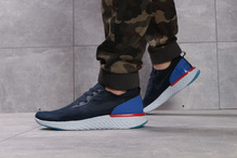 Кроссовки мужские Nike Epic React синие 16101