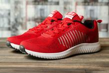Кроссовки мужские Yike Running 16464 красные