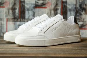 Кроссовки мужские SSS Shoes 16631 белые