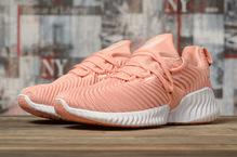 Кроссовки Adidas AlphaBounce Instinct 16772 коралловые, женские