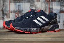 Кроссовки Adidas Marathon Tn 16915 темно-синие, женские