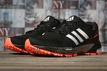 Кроссовки Adidas Marathon Tn 16916 черные, женские
