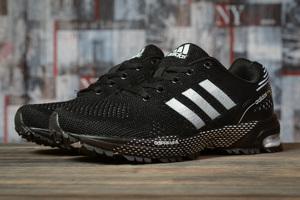 Кроссовки Adidas Marathon Tn 16917 черные, женские