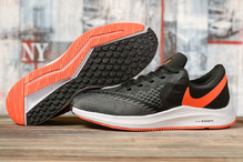 Кроссовки мужские 17072 Nike Zoom Winflo 6, темно-серые