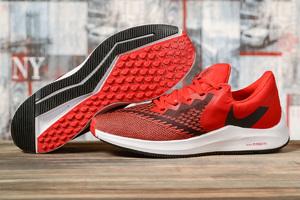 Кроссовки мужские 17074 Nike Zoom Winflo 6, красные