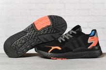 Кроссовки мужские Adidas 3M 17292 черные