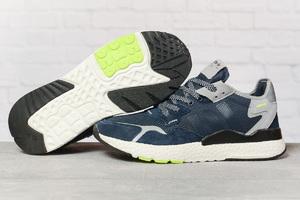 Кроссовки мужские Adidas 3M 17294 синие