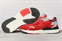 Кроссовки мужские Adidas 3M 17297 красные