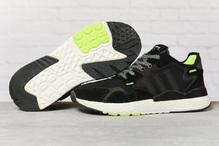 Кроссовки мужские Adidas 3M 17298 черные