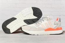 Кроссовки мужские Adidas 3M 17301 белые