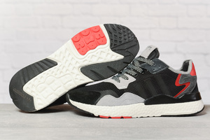 Кроссовки мужские Adidas 3M 17302 черные