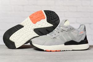 Кроссовки женские Adidas 3M 17316 серые