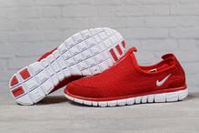 Кроссовки Nike Free 3.0-17496 красные, мужские