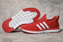 Кроссовки Adidas sport 17602 красные, женские