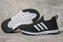 Кроссовки Adidas sport 17606 черные, женские