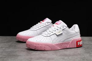 Кроссовки женские Puma Cali Sport 17991 белые