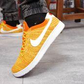 Кроссовки мужские Nike Tennis Classic Ultra Flyknit 18082 оранжевые