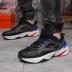 Кроссовки мужские Nike M2K Tekno 18202 черные