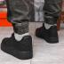 Кроссовки мужские Nike Air Force 1-18232, черные