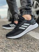 Кроссовки мужские Adidas Bounce 18461 черные