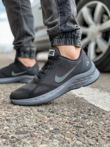 Кроссовки мужские Nike Zoom Winflo 8-18471 темно-серые