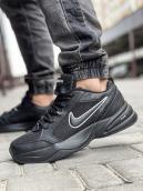 Кроссовки мужские Nike Air Monarch 18515 черные