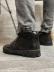 Зимние мужские ботинки SSS Shoes 31941 черные